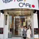 噂のベジフルカフェで現役アイドルの手料理を満喫せよ!!