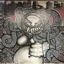 """「ゴジラに出てくる怪獣が大好きだった」インドネシアの""""落書きアーティスト""""が描くジャカルタの今"""
