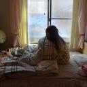 寝起きの写真を撮り続ける「寝起きモデル」