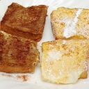 フレンチトースト? いや、「俺ん家(オレンチ)トースト!」