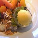 甘酸っぱいフルーツとカレーの相関図