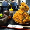 【秋のメガ盛りシリーズ】これがホンモノ! 大盛りチキンカツ定食
