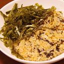 青椒肉絲のタレで作る、絶品石焼風ビビンバ