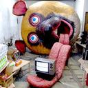 【都内の秘境】神田の空きビルが大変なことに!?  異空間アート「TAT2013」とは?
