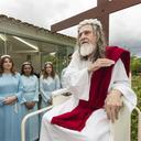 元・ノストラダムス。現在、神!! ブラジルの自称「イエス」インリ・クリスト(66)のブッ飛び布教活動とは?
