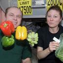 宇宙空間で育てた野菜も安全!? 人類移住の夢が一歩前進!!