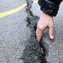 旅客船沈没事故だけじゃない! ずさんな安全管理が横行する韓国で「震度0で道路崩壊」