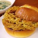 ロッテリアの「大勝軒 元祖つけ麺バーガー」を再現してみよう!