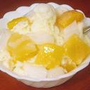 スウィート・ジェットストリームアタックや~! 牛乳と缶詰で作る、フワフワ「台湾風かき氷」