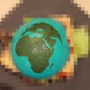 地球を体感しながらかぶりつく『青い地球バーガー』って!?