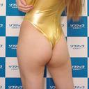 """現役レースクイーン黒木茉莉花が""""金のレオタード""""でアレをチュッパチュッパしてる!?"""