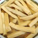 【怒濤の名古屋3連珍】その1 パンの耳か割り箸か!? どんぶり一面に浮かぶ『謎の物体』