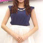 美巨乳女優・中村静香がピチピチすぎるCA衣装で「動くたびにズリ上がって……」