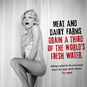 パメラ・アンダーソン、PETAキャンペーン広告でヌードに!