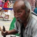 """今度は103歳の""""仙人""""が登場! 中国物乞い業界にも高齢化の波!?"""
