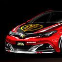 『ラブライブ!』公式痛車に続き、オタクづくトヨタ 「シャア専用オーリスII」発表も、「ただの痛車」と酷評!?