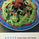 無慈悲な料理本『有名な平壌料理』のメニューを作ってみた【緑豆ムクの冷菜】編