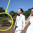 """60万円を費やしバリ島で撮った""""中国式豪華結婚記念写真""""に漂う、ハンパないトホホ感……"""