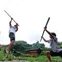 部族間抗争に備え……? 中国山奥にカンフーの達人だらけの武術村があった!