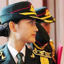 """元モーターショー""""半裸""""モデルまで!? 平均身長178cmの中国美人兵士たちに韓国人がメロメロ!"""