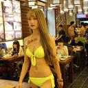 """台湾ファストフード「美女店員」続出の陰でささやかれる""""大陸流ステマ""""説"""