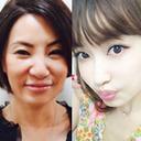 同じ医師!? 広瀬香美と平子理沙が双子みたい!