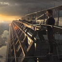 """地上411メートルのスリルを3Dで再現! 名監督が描く""""伝説の男""""の素顔とは『ザ・ウォーク』"""