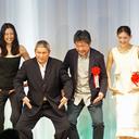 元キンコメ今野浩喜「たけし映画」に出演内定か!? 「東京スポーツ映画大賞」にてエールを飛ばす