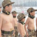 中国版「戸塚ヨットスクール」!?  14人の半裸児童の雪上軍事訓練に批判殺到