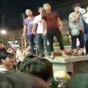 【南シナ海問題】中国・反米デモ隊が間違えて「偽アップルストア」に乱入、10分で退散のトホホ劇