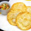 リオ五輪「感動をありがとう」記念で、ブラジル料理に挑戦! 餃子の皮で作るパステウ