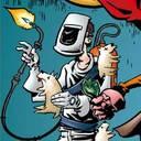"""気が狂っている……! B級ヒーロー""""犬溶接マン""""とゴッサム・シティの変態的な仲間たち『HITMAN』"""