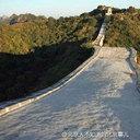 """""""歴史不感症""""の中国人が生んだ悲劇……「万里の長城」が、ずさん修復でコンクリートの塊に!"""