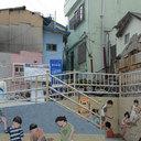 テトリスのように積まれた日本人の墓石にドキッ!「峨嵋洞碑石文化村」