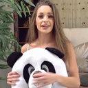 パンダを絶滅から救え! 米有名ポルノ女優が「パンダ用AV」で一肌脱ぐ