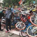 部品窃盗から詐欺まで……爆発的ブームも、中国人の低モラルに泣かされる「自転車シェアリング」
