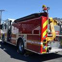 もはや消火不能の大炎上! 英消防士が消防車内でのハメ撮り写真を投稿し、セフレ募集