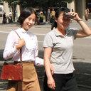 猛暑続く北朝鮮で、人民のファッションに異変 ミニスカ&ノースリーブがついに解禁!