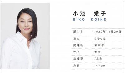 ライバルは麻生久美子? ギャラ格安の女優・小池栄子が、各界から大絶賛されるワケの画像1