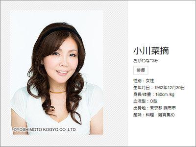 「今が人生で一番楽しい!」舞台活動再開の小川菜摘、浜田雅功と離婚の可能性は……?の画像1