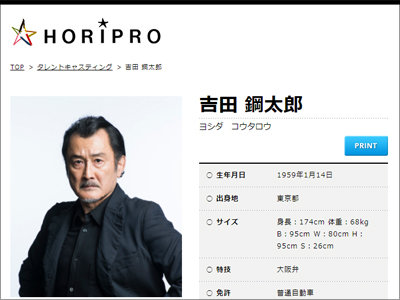 引っ張りダコの吉田鋼太郎に俳優仕事激減のウワサ!? アノ「大役」を引き受けたせいで……の画像1