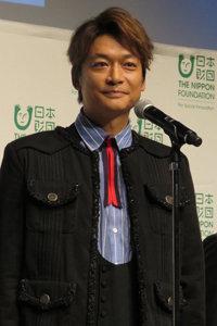 元SMAP・香取慎吾ジャニーズ退社後初イベントに記者たちも「憑き物が落ちた」! 場内ではサービス連発もの画像1