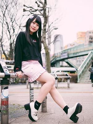 総天然色アイドル図鑑 『茉井良菜(煌めき☆アンフォレント)』の画像2