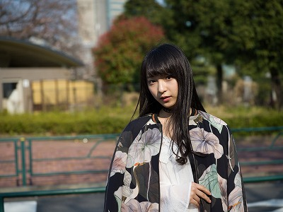 総天然色アイドル図鑑『塩川莉世(転校少女歌撃団)』の画像1