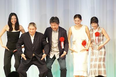 元キンコメ今野浩喜「たけし映画」に出演内定か!? 「東京スポーツ映画大賞」にてエールを飛ばすの画像2