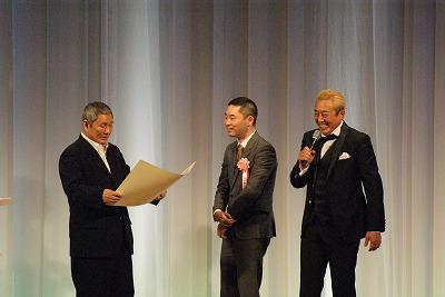 元キンコメ今野浩喜「たけし映画」に出演内定か!? 「東京スポーツ映画大賞」にてエールを飛ばすの画像3