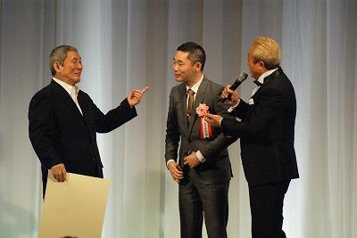 元キンコメ今野浩喜「たけし映画」に出演内定か!? 「東京スポーツ映画大賞」にてエールを飛ばすの画像4