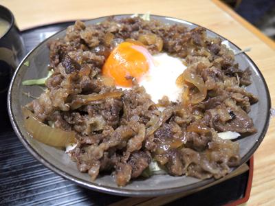 地味でも街一番のフォトジェニックメニュー『ありそうでなかった牛丼』って!?の画像2