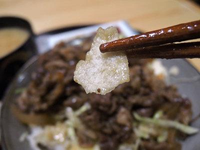地味でも街一番のフォトジェニックメニュー『ありそうでなかった牛丼』って!?の画像4