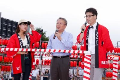 【PR】婚姻届は中野区役所に! メトロポリちゃんV、笑顔で結婚報告「東京に乾杯!」の画像5